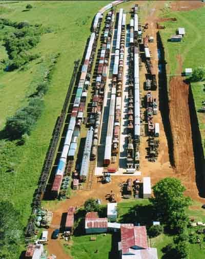 Rolling+stock+Dorrigo+Steam+&+Railway+Mu
