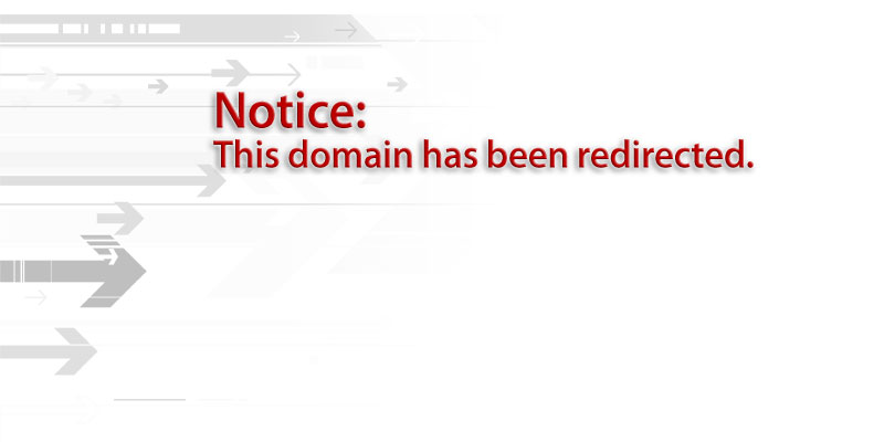 Notice! This domain has been redirected.