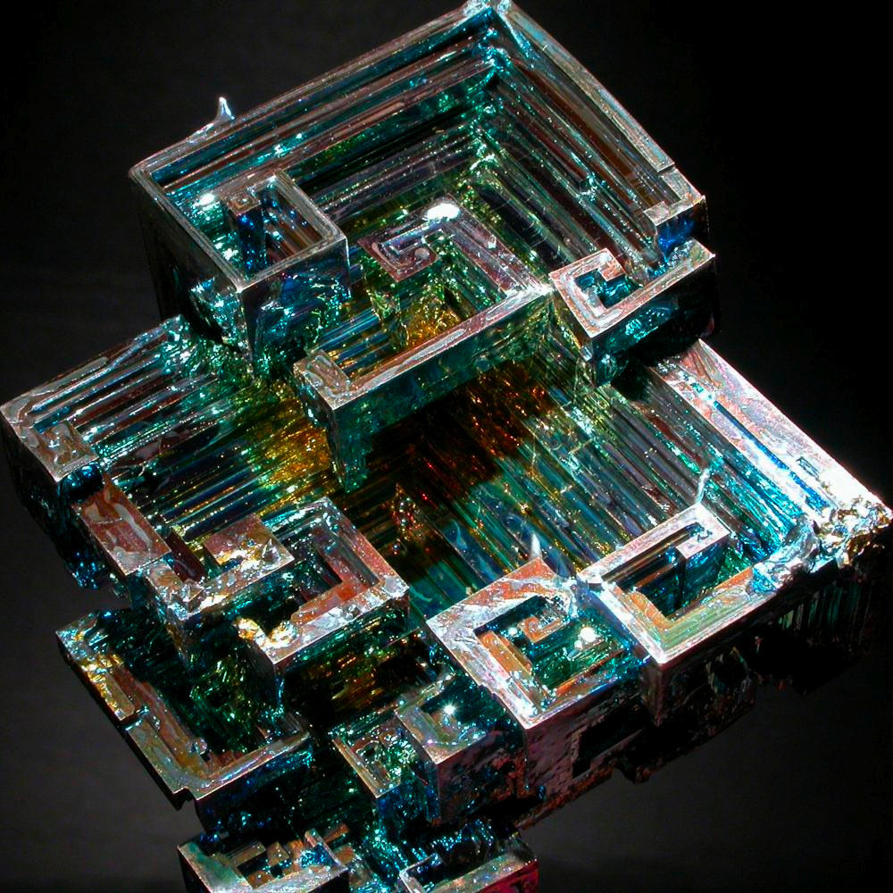 Image result for bismuth