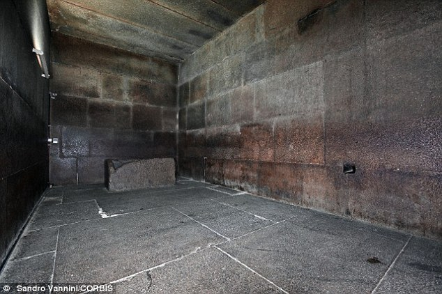 Image result for King Khufu Chamber