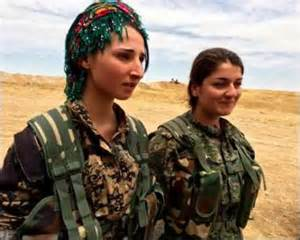 Image result for women Kurdish soldiers