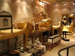 Image result for King Tut's grave goods