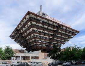 Image result for tetrahedron building