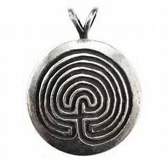 Image result for labyrinth talisman