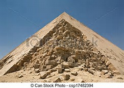 Image result for collapsed pyramid