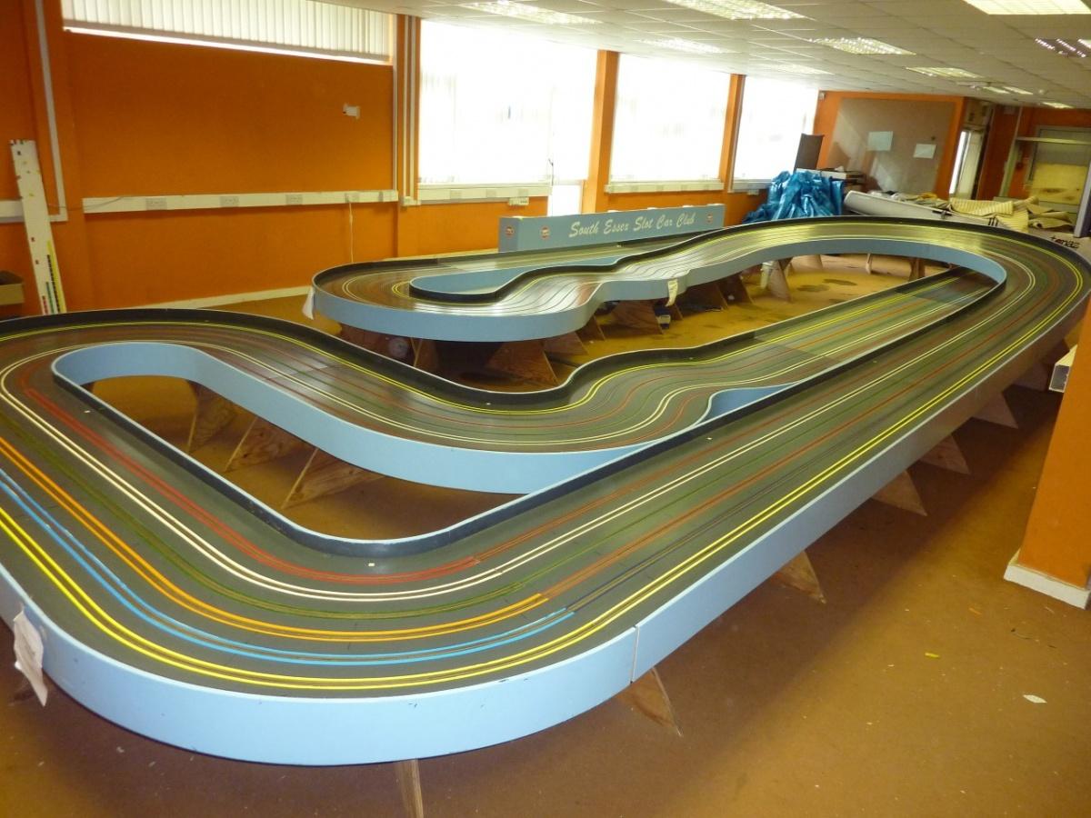 Image result for slot car track
