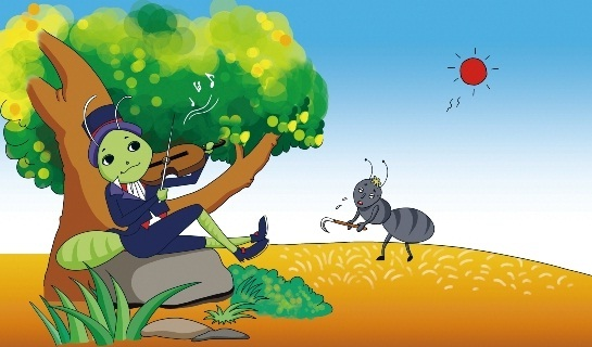 Moral-Story-of-ant-and-the-grasshopper.j