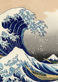Zen Koan #8: Parable of Great Waves - Buddhist Teaching on Mindfulness