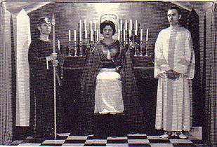Image result for Gnostic mass