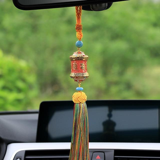 Car-Pendant-Buddhist-Tibetan-Prayer-Whee