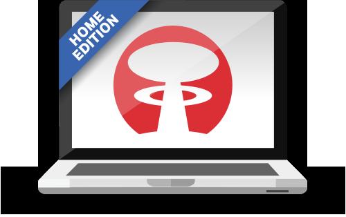 laptop image with dban logo
