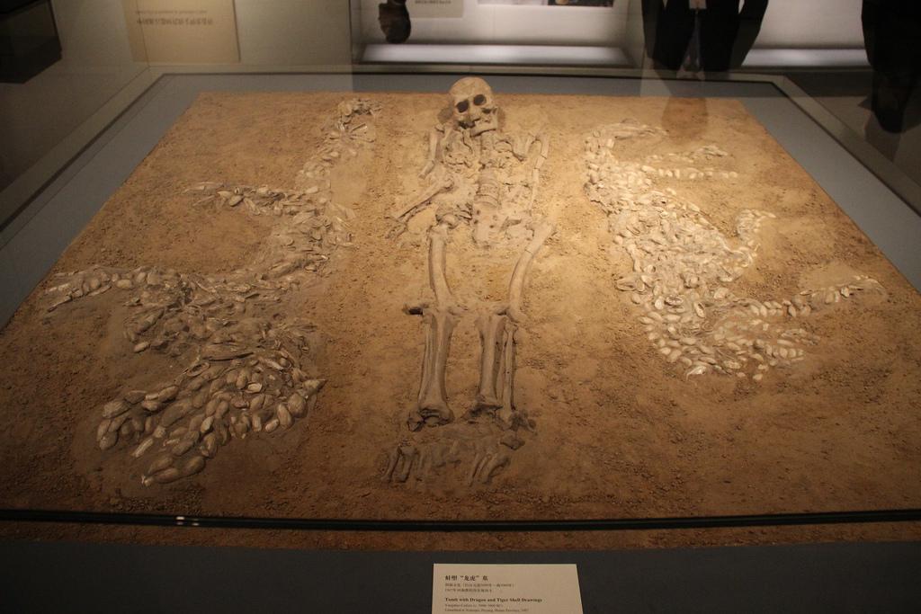 Puyang dragon Burial