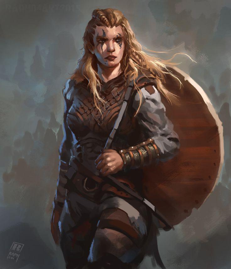 Erika Jormunddottir Northlander Huntress Myth Weavers