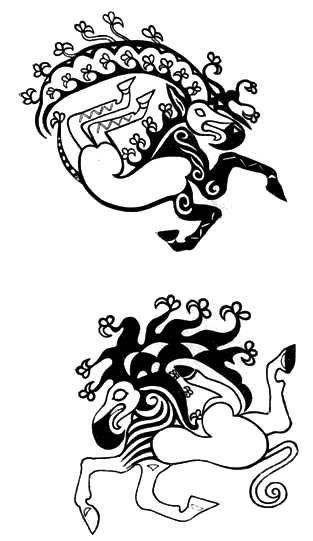 Image result for scythian tattoo