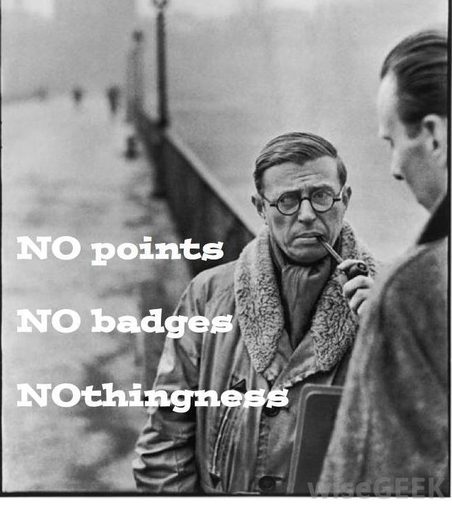 To philosopher Jean-Paul Sartre, existential angst was a natural consequence of the freedom to make horrible decisions.
