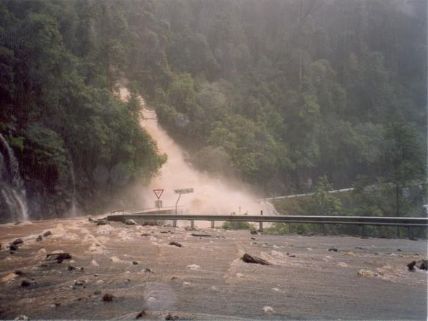 Image result for Dorrigoroad flood