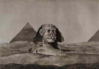 Sphinx-second-pyramid-Description-Egypt.