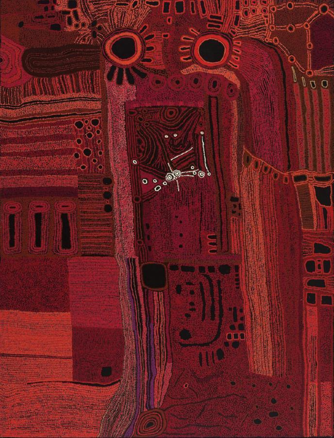 Image result for Tjungkara Ken artworks