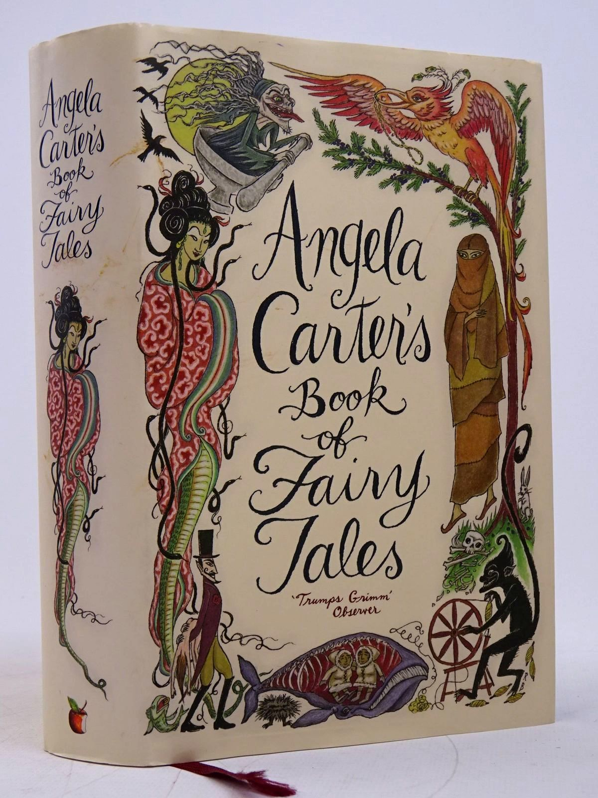 Stella & Rose's Books : ANGELA CARTER'S BOOK OF FAIRY TALES Written By  Carter, Angela, STOCK CODE: 1817983