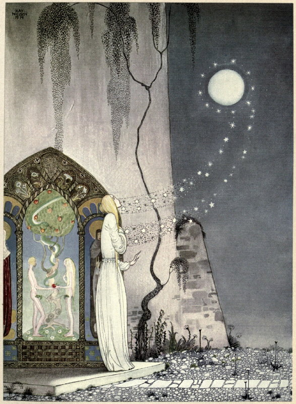 Kay_Nielsen_-_East_of_the_sun_and_west_o