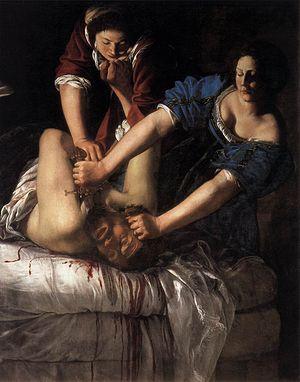 300px-Artemisia_Gentileschi_-_Judith_Beh