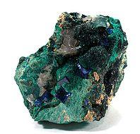 198px-Atacamite-Boleite-Malachite-mrz301
