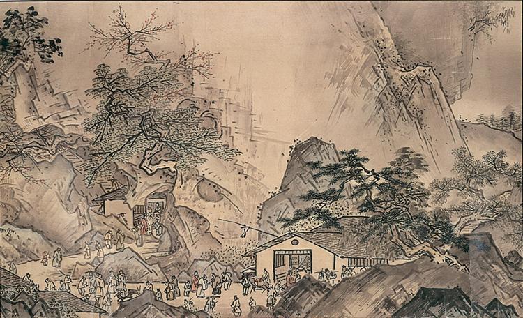 Image result for Sesshu Toyo