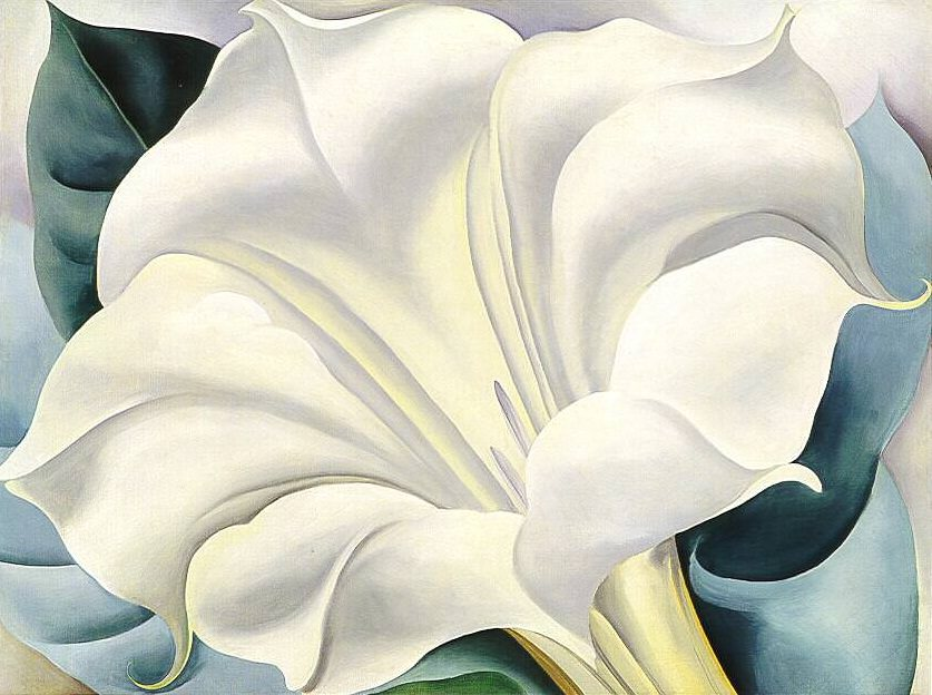 Image result for by Georgia O'Keeffe