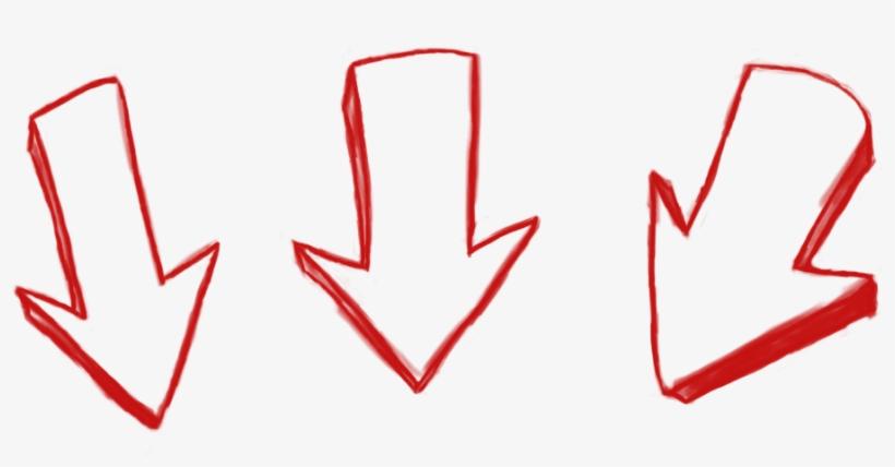 119-1197446_img-3-arrow-down-drawn-3-arr