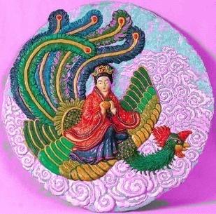xiwangmu riding phoenix rose small.jpg